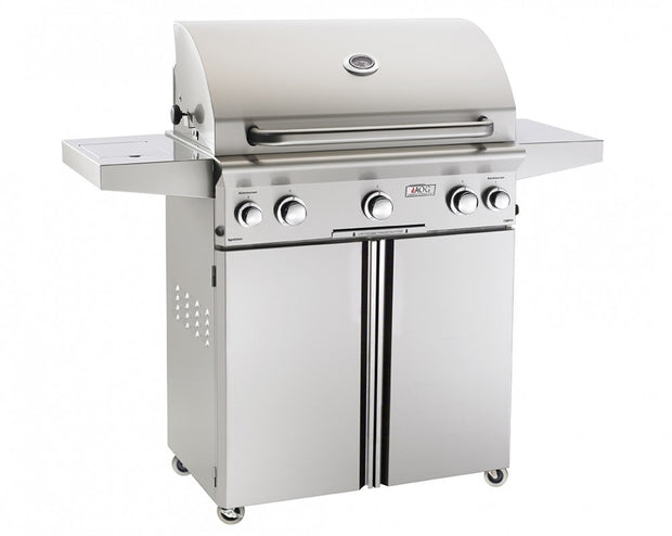 "30"" PORTABLE GRILL W/HALOGEN INTERIOR LIGHTS AOG30PCL CG - America Best Appliances, LLC"