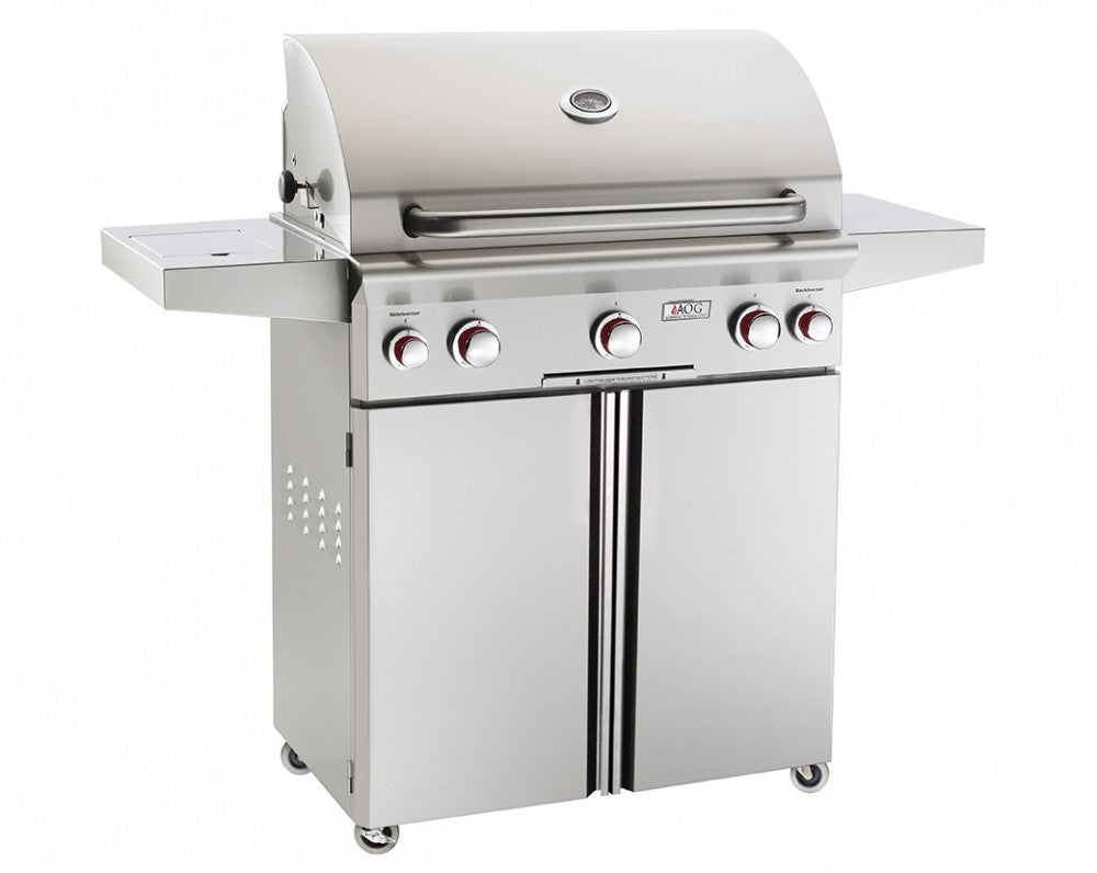 "30"" PORTABLE GRILL W/PIEZO ""RAPID LIGHT"" IGNITION  AOG30PCT  CG - America Best Appliances, LLC"