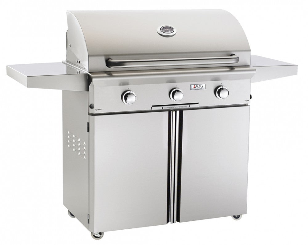 "36"" PORTABLE GRILL W/HALOGEN INTERIOR LIGHTS  AOG36PCL00SP CG - America Best Appliances, LLC"