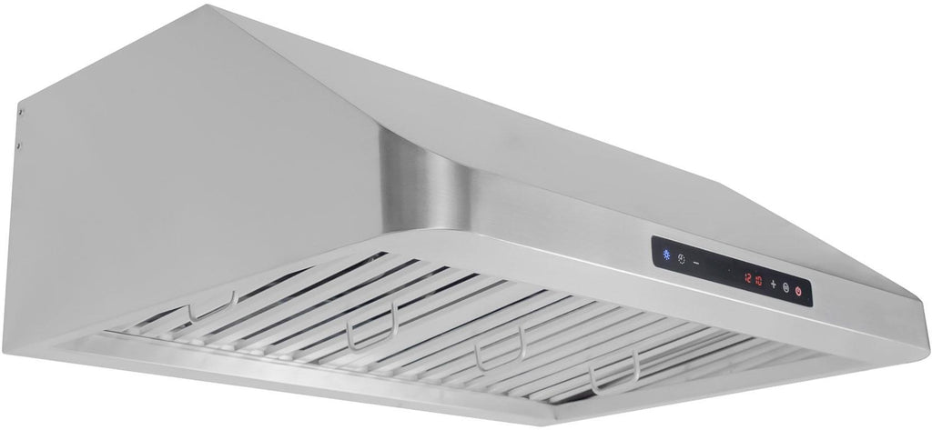 "Cosmo 30 in. Ducted Under Cabinet Range Hood in Stainless Steel COS-QS75  (30"") - America Best Appliances, LLC"