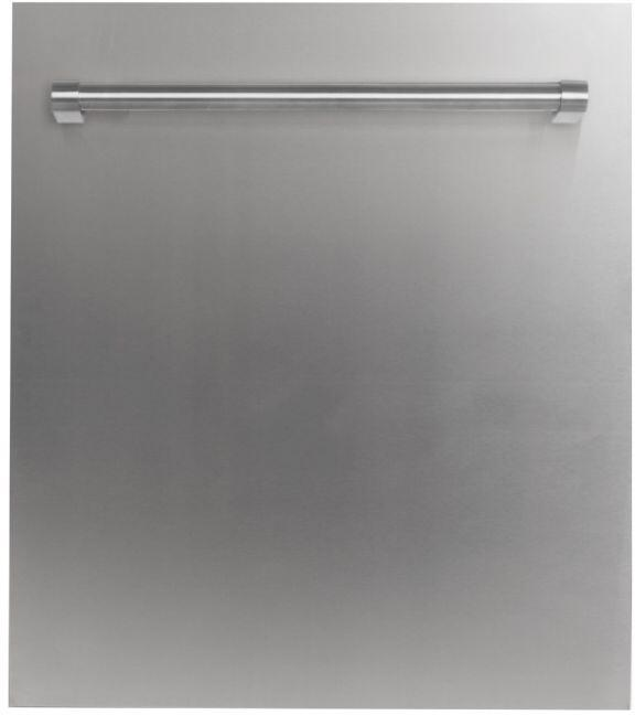 Top Control Dishwasher in Stainless Steel with Stainless Steel Tub and Traditional Style Handle  ZLINE DW-304-H-24 24 in. - America Best Appliances, LLC