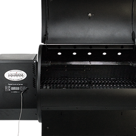 Louisiana Grills LG700 Wood Fired Pellet Grill with Flame Broiler    CG - America Best Appliances, LLC