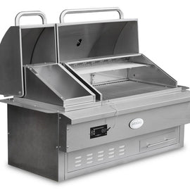 ESTATE LOUSIANA WOOD PELLET GRILL  LG860BI CG - America Best Appliances, LLC