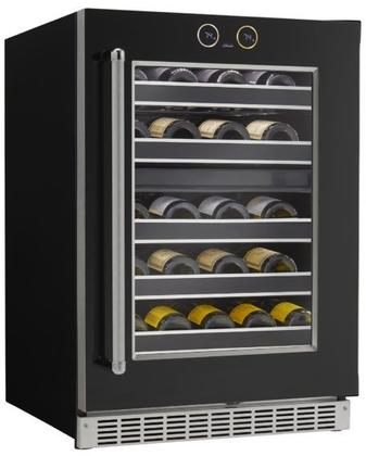 Danby Silhouette Reserve Series 37 Bottle Built-in Wine Cooler SRVWC050R - America Best Appliances, LLC