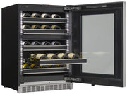 Danby Silhouette Reserve Series 37 Bottle Built-in Wine Cooler SRVWC050L - America Best Appliances, LLC