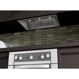 Range Hood Insert in Stainless Steel (698-40)  ZLINE 40 in. - America Best Appliances, LLC