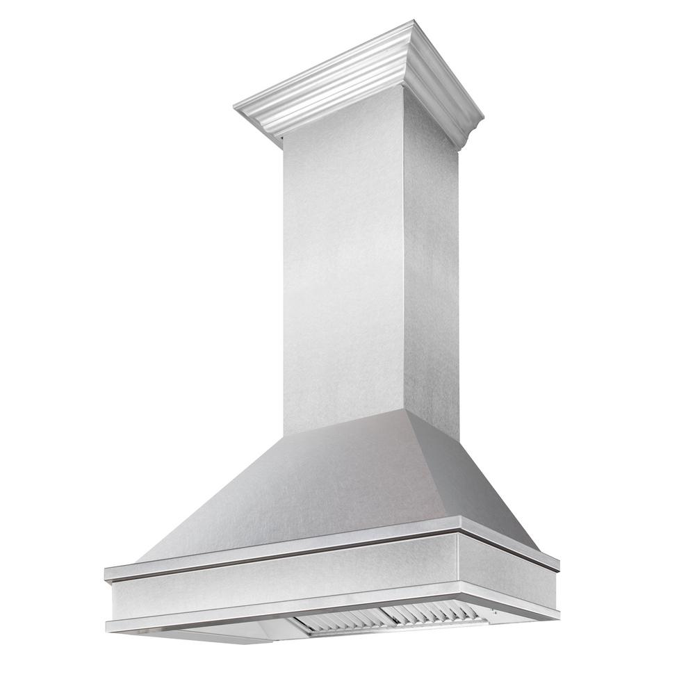 Designer Series Wall Mount Range Hood (8656S-30)  ZLINE 30 in. - America Best Appliances, LLC