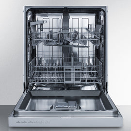"Summit Summit 24"" Wide Built-In Dishwasher - America Best Appliances, LLC"