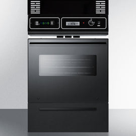 "Summit 24"" Wide Gas Wall Oven - America Best Appliances, LLC"