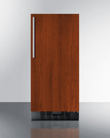 Summit Mini Fridges ALR15BIF sized to fit in space-challenged kitchens - America Best Appliances, LLC