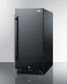 Summit Mini Fridges ALR15B sized to fit in space-challenged kitchens - America Best Appliances, LLC