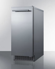 Summit  15 Inch Commercial Ice Maker BIM68OSPUMP - America Best Appliances, LLC
