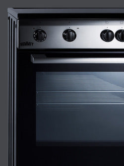 Summit Electric Ranges CLRE24 - America Best Appliances, LLC