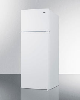 Summit Top-Mount-Refrigerator CP962 sized to fit in space-challenged kitchens - America Best Appliances, LLC