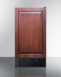 Summit Mini Fridges FF1843BIF sized to fit in space-challenged kitchens - America Best Appliances, LLC