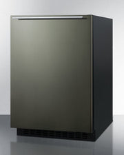 Summit Mini Fridges FF64BXKSHH sized to fit in space-challenged kitchens - America Best Appliances, LLC