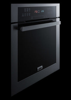 Summit 24 Inch Single Electric Wall Oven SEW24SS - America Best Appliances, LLC