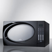 Summit 0.7 cu. ft. Countertop Microwave Oven SM902BL - America Best Appliances, LLC