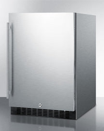 Summit Mini Fridges FF64BCSS sized to fit in space-challenged kitchens - America Best Appliances, LLC