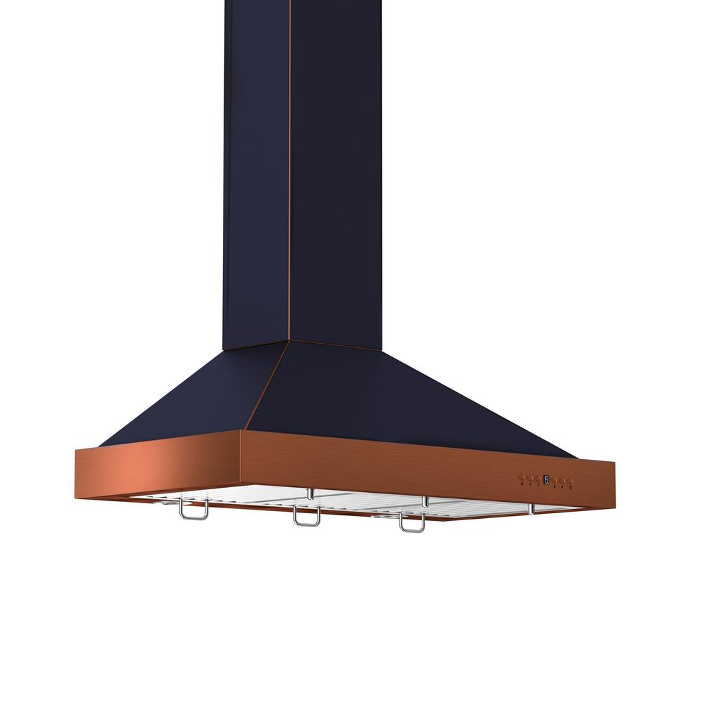 Designer Series Wall Mount Range Hood (KB2-BCXXX-36)  ZLINE 36 in. - America Best Appliances, LLC