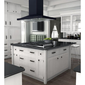 Designer Series Oil-Rubbed Bronze Island Mount Range Hood (8GL2Bi-36)  ZLINE 36 in. - America Best Appliances, LLC