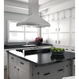 Island Mount Range Hood in Stainless Steel (KL3i-36)  ZLINE 36 in. - America Best Appliances, LLC