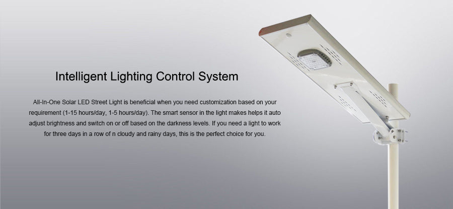 solar led street light 3