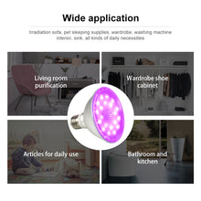 Load image into Gallery viewer, Household strong ultraviolet sterilization lamp solve invisible bacteria Portable Home UV Germicidal Lamp Desktop Mobile Disinfection lamp