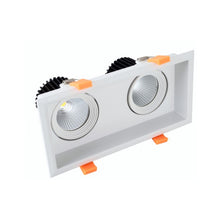 Load image into Gallery viewer, LED Grille Downlight Ceiling Light T020