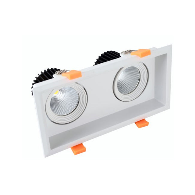 LED Grille Downlight Ceiling Light T020