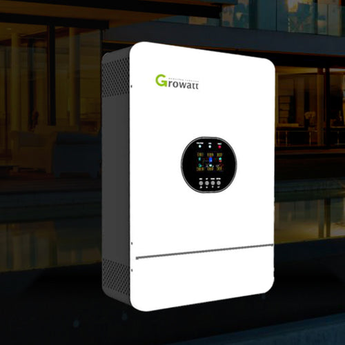 5KW Off Grid Growatt Branded Inverter SPF5000TL HVM WPV-P