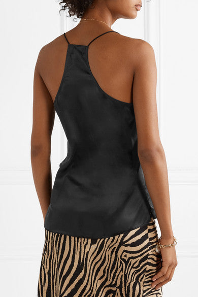 Cami Nyc The Racer Charmeuse black