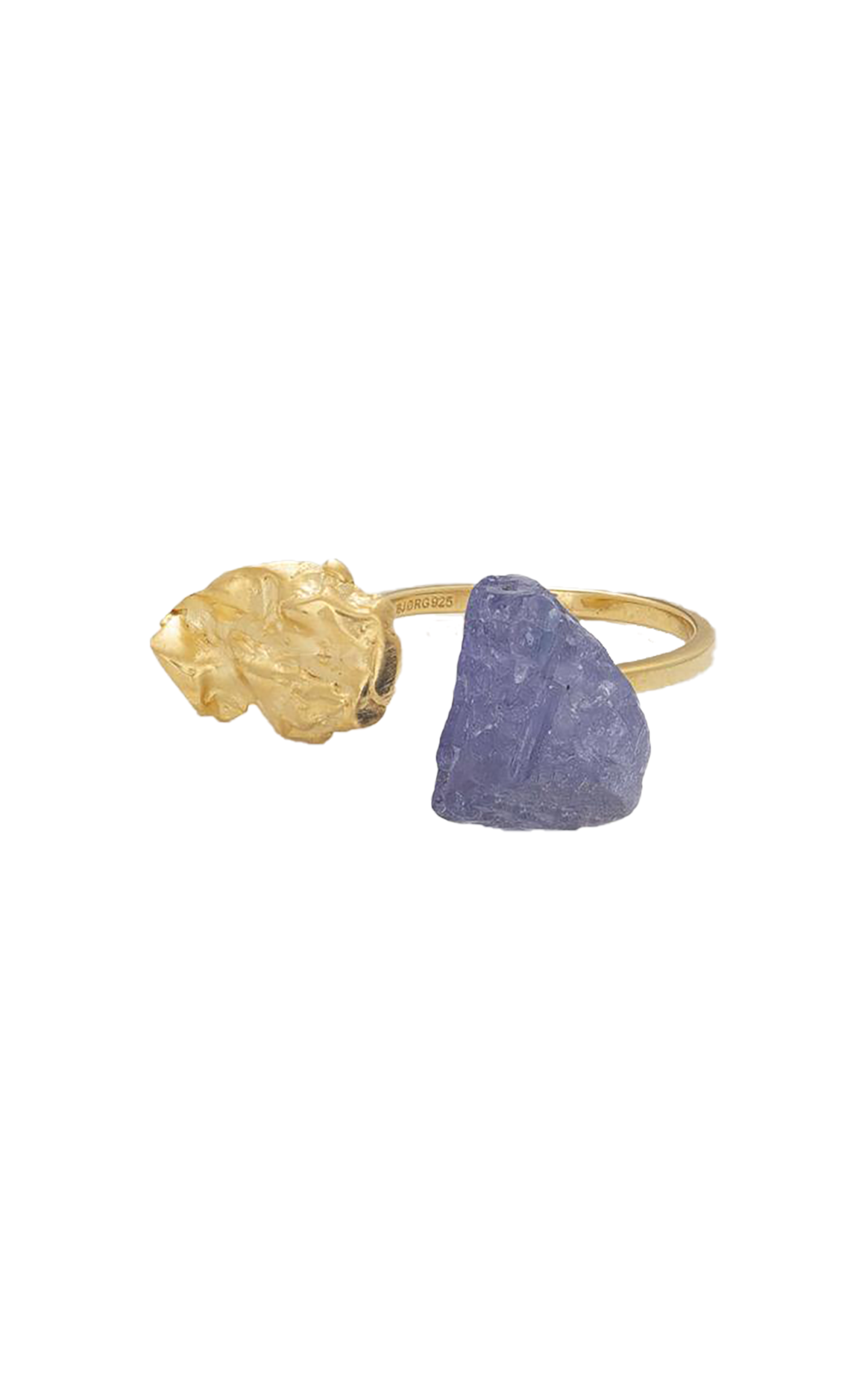 The Wild Flower Tanzanite Ring