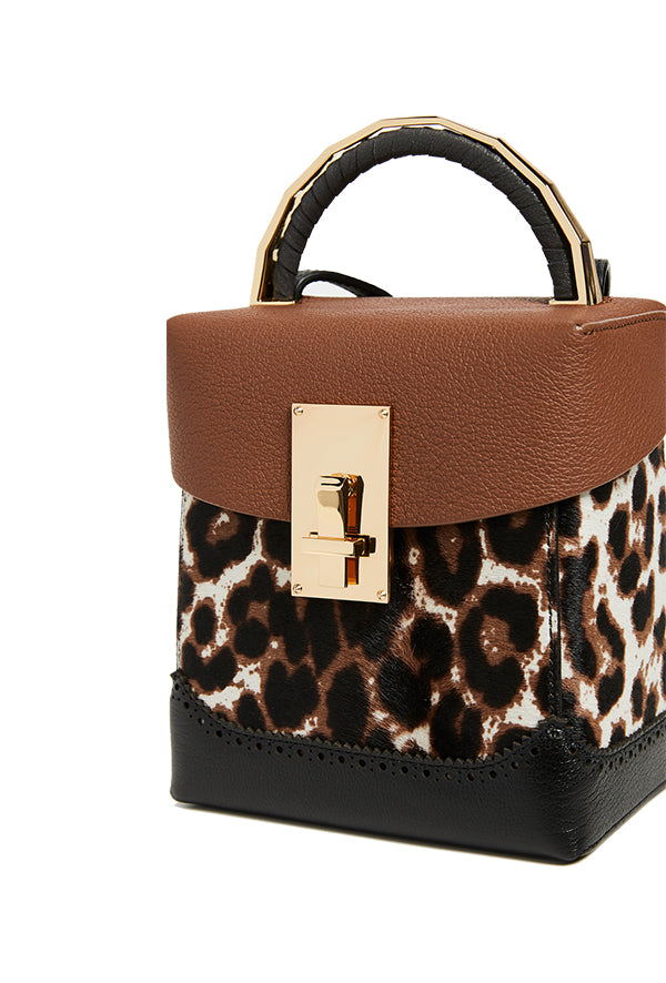 The Volon Great L. Box Leopard Exclusive