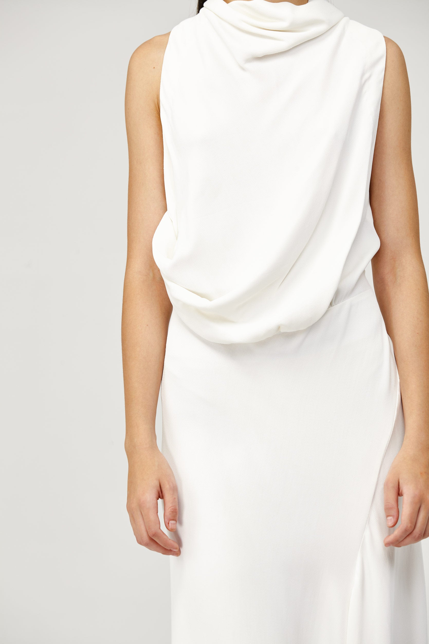 Acler Indiannah White Dress