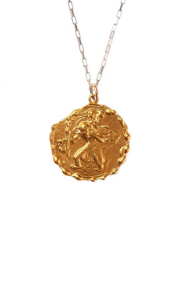 ST Christopher Necklace Chapter II