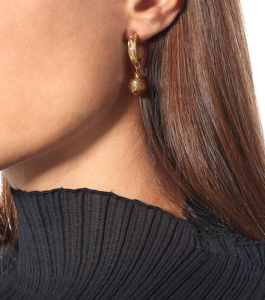 The Fragments On The Shore Earrings