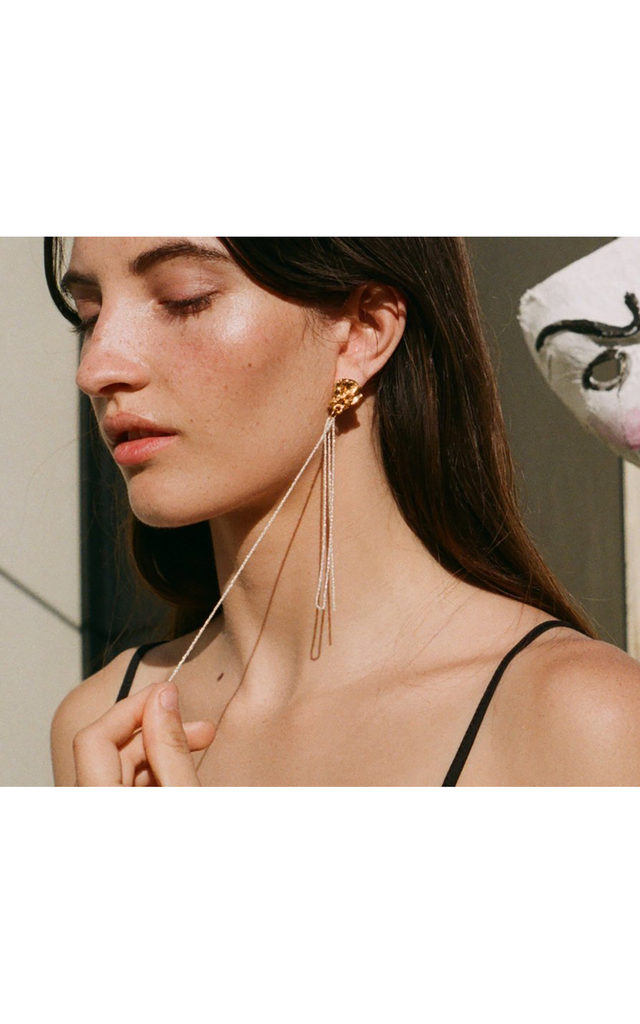 The Streaming Tears Earring