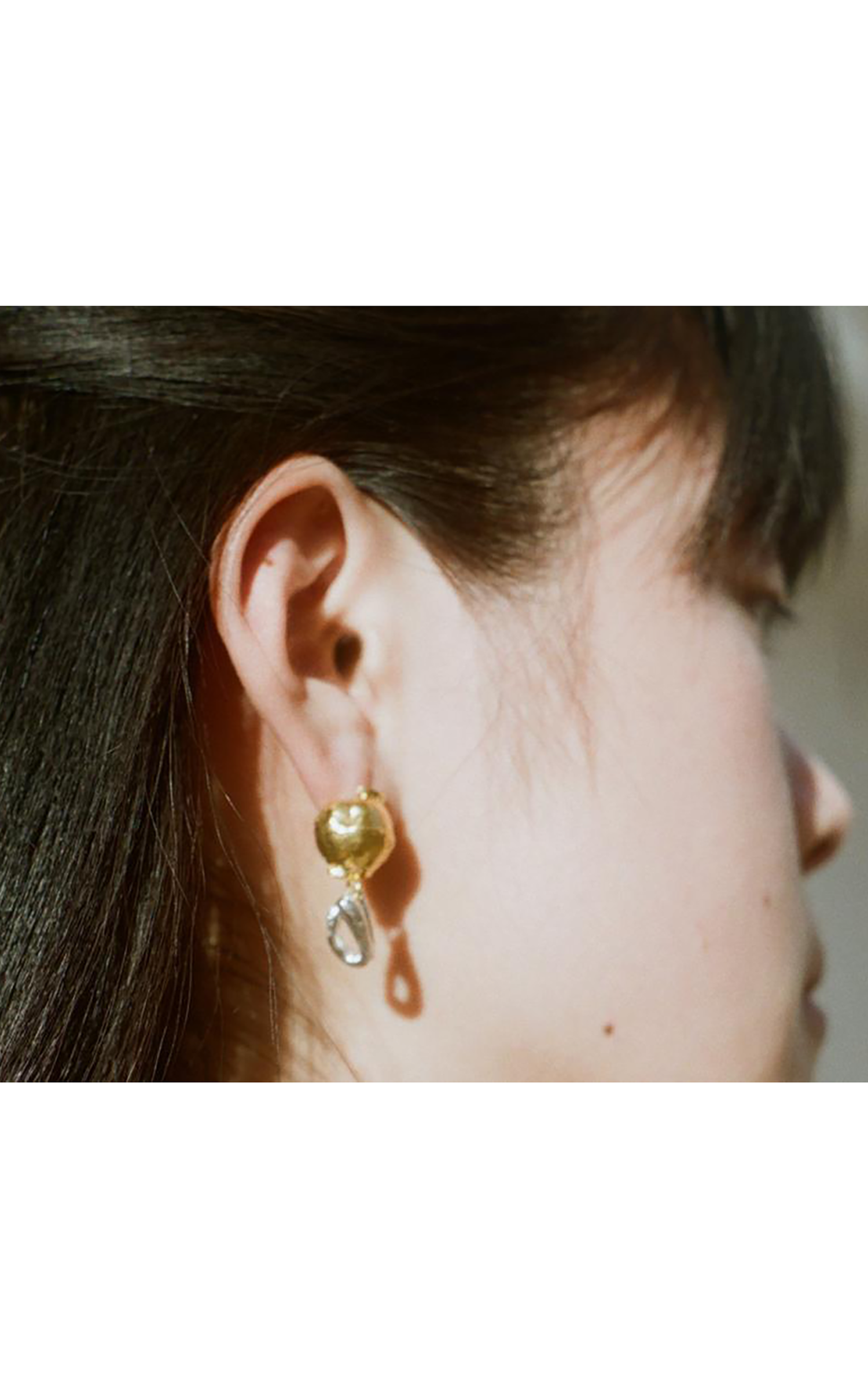 The Unbearable Lightness Earrings