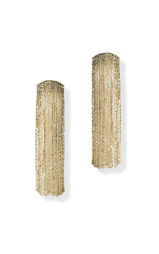Grand Fil d'Or earrings