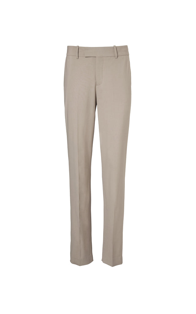69-5 Tailored Organic Wool Trousers