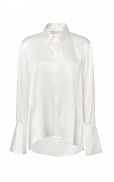 Organic Signature Silk Shirt