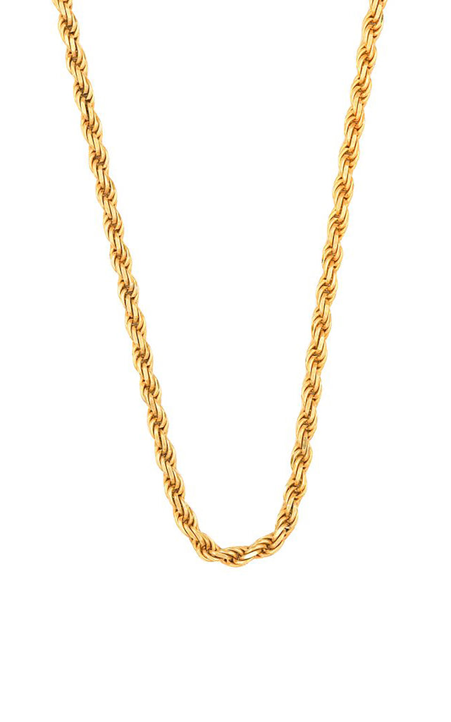Achilles Thick Chain Gold Plated