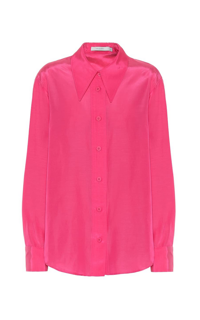Silk and Cotton Shirt