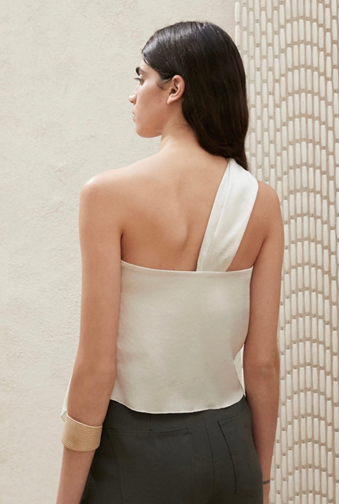 Manon Top Off-white