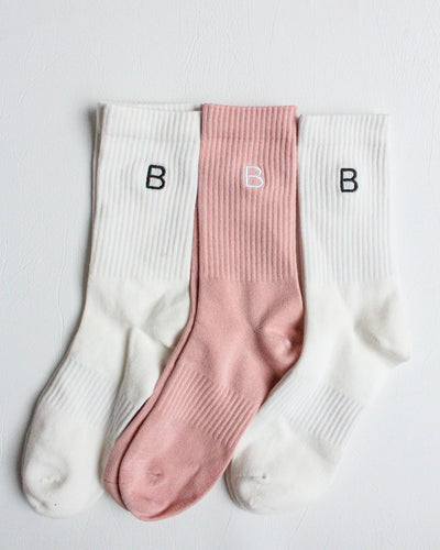 Socks - Three Pack