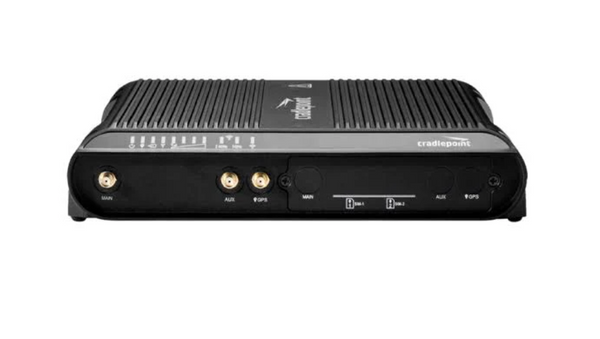 CradlePoint IBR1700-600M Router with WiFi (600 Mbps Modem) with 1 Year Standard NetCloud Essentials