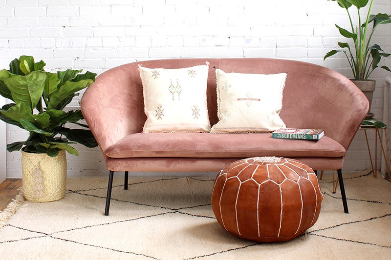 pouf decor