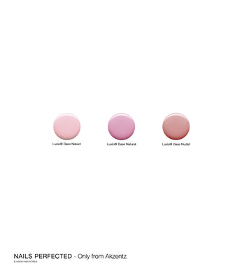 *NEW* Luxio Naked Base Collection ~3 COLORS~