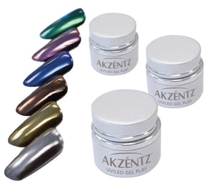 Pearlescent Powders Full Set